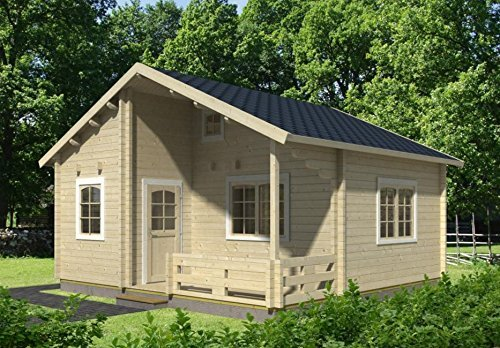 10 Tiny Houses on Amazon To Buy - Allwood Range Cabin Kit