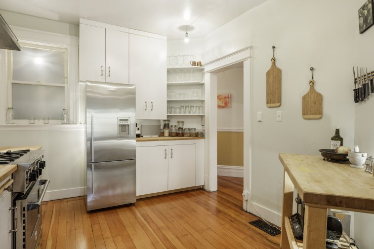 Craigslist Inventor House in San Francisco for sale - Kitchen