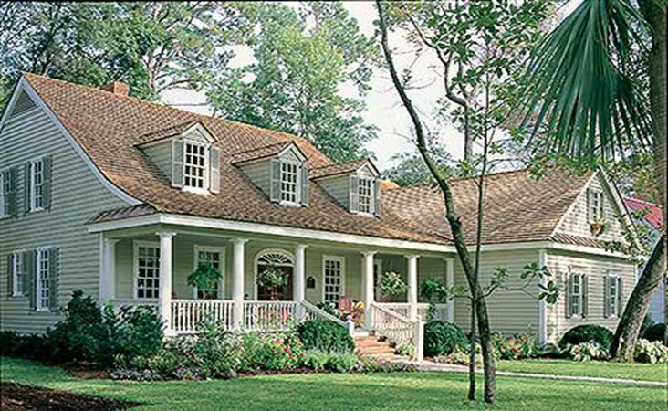 Architectural digest cottage house plans house plans for Architectural digest home plans