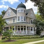Queen Anne House in Illinois For Sale is Heavenly