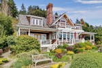 Waterfront Craftsman Home for sale in Bainbridge Island, Washington