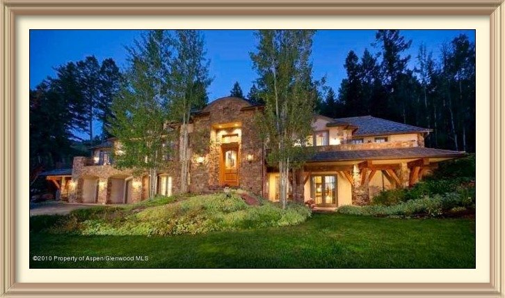 Aspen european style house for sale for European style homes for sale