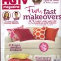 HGTV Magazine Premiere Issue