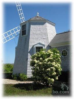 Yarmouth Port, MA vacation Windmill House