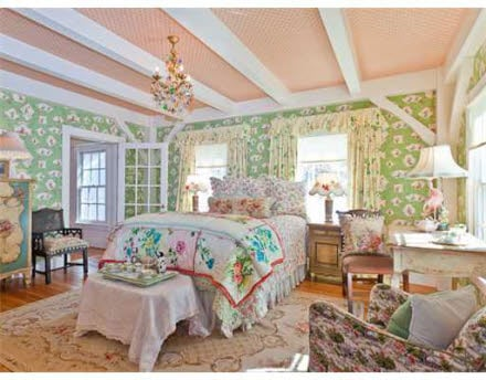 Kristie Alley House Bedroom