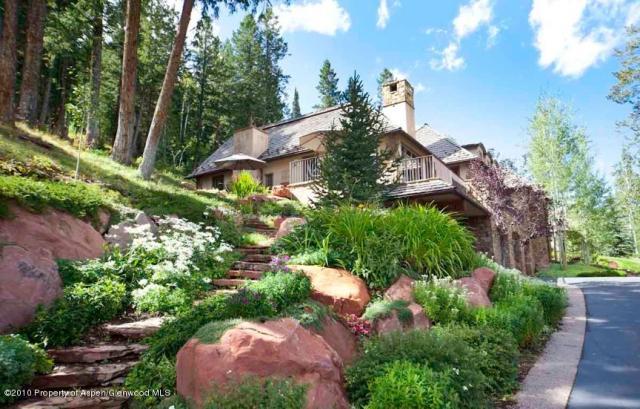 European Style house in Aspen