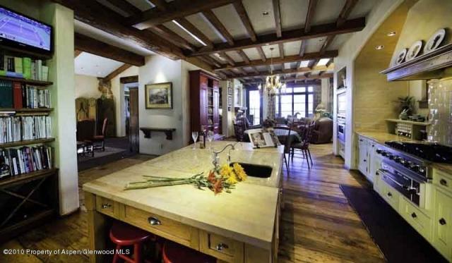 Aspen European Style House