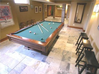 Gridley House - Game Room