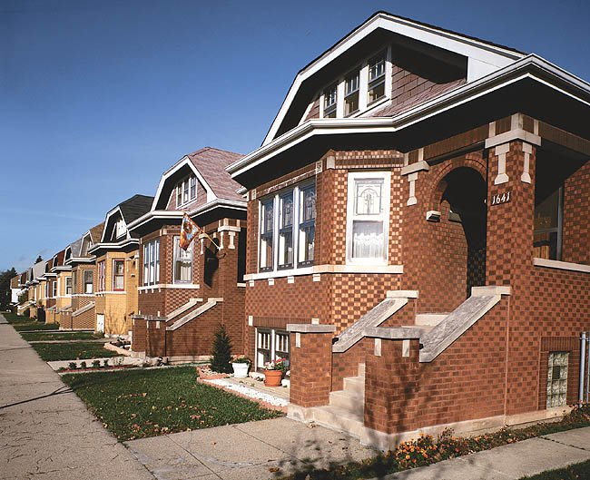 Chicago Bungalows image