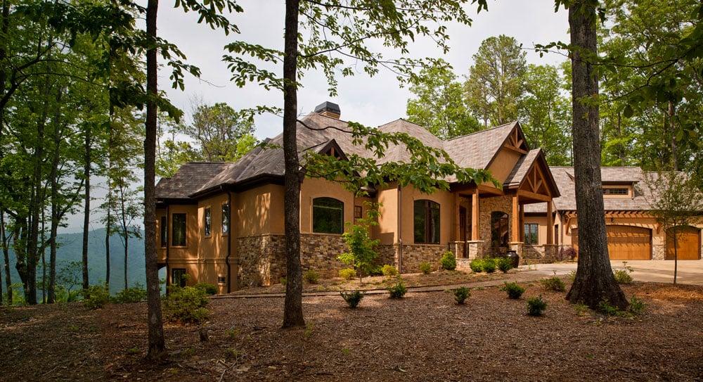 Pastel Cote home exterior