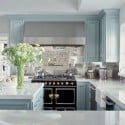 Colored Kitchen Cabinets