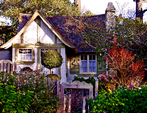 Gretel house in Carmel By The Sea CA