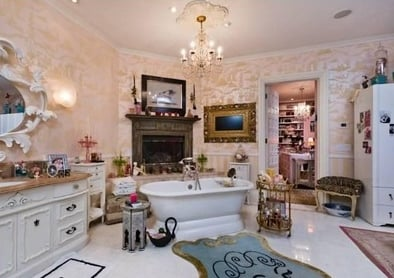For Sale Christina Aguilera S Beverly Hills House