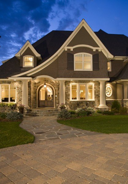 House style collection from pinterest for Home finishes