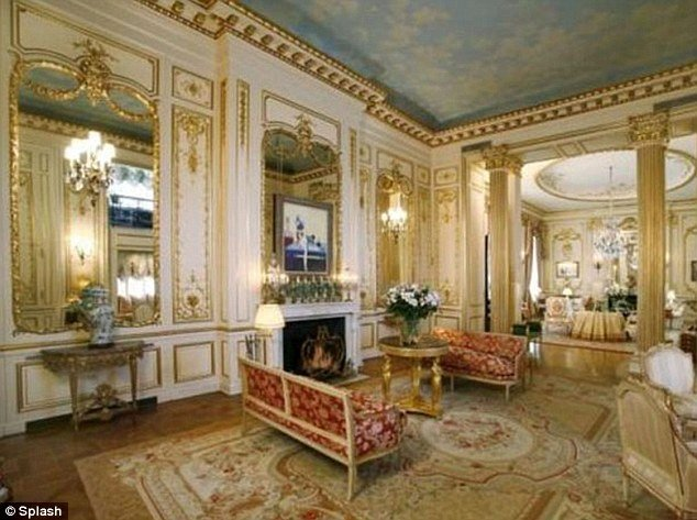 Joan Rivers opulent penthouse