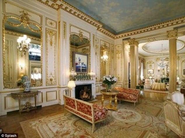 Joan Rivers opulent penthouse
