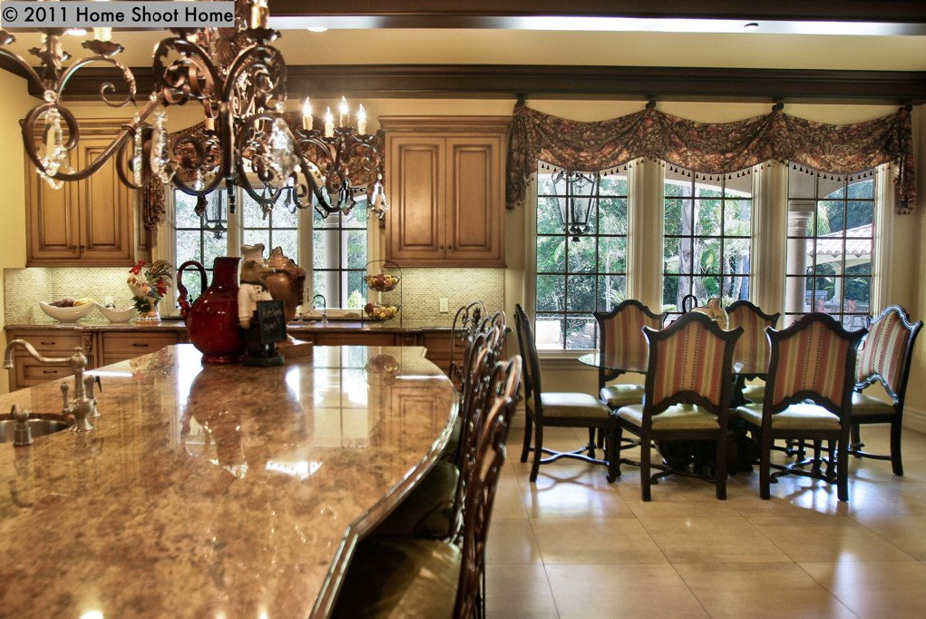 17 Delightful Extra Large Kitchen Islands - House Plans