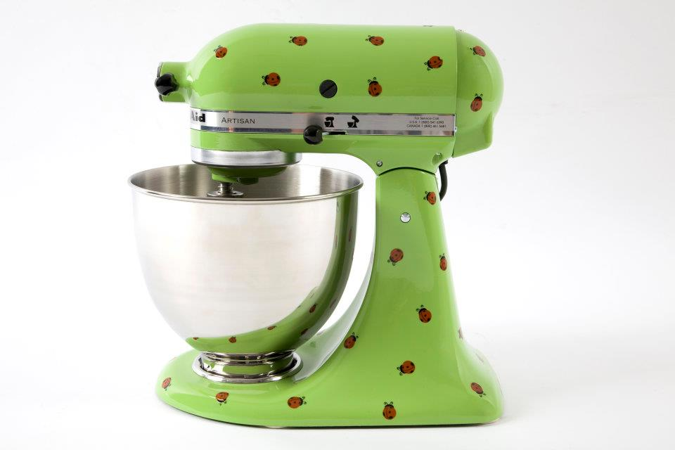 KitchenAid stand mixer Bug
