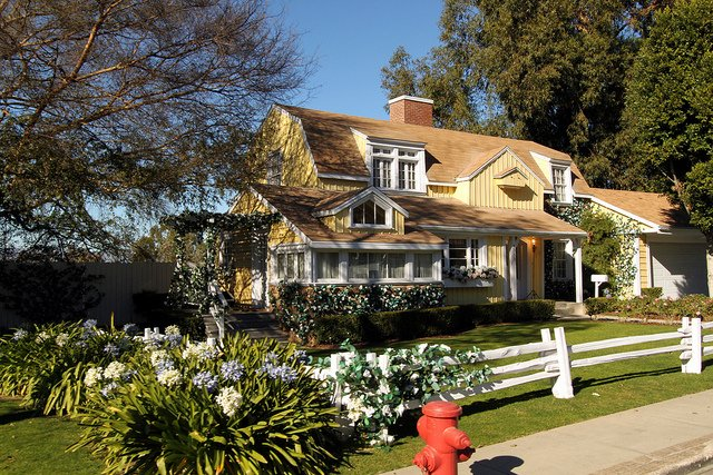 Desperate Housewives house image