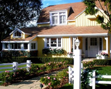 Desperate Housewives Susan's house