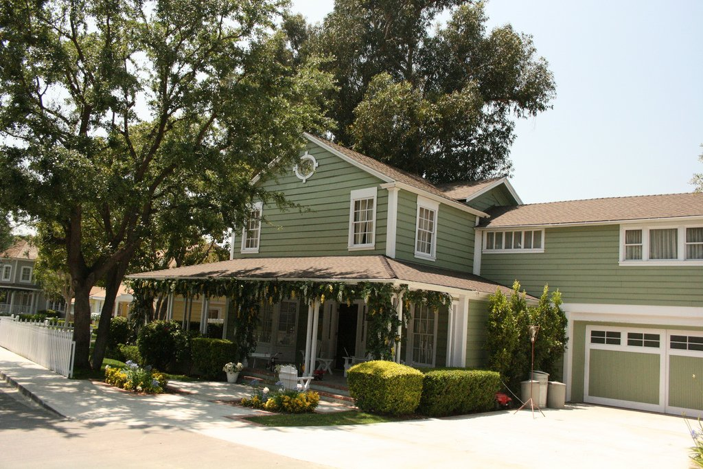 Desperate Housewives Lynette house
