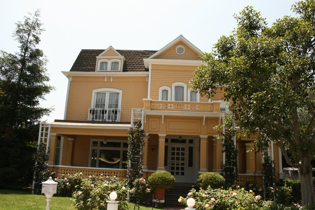 Desperate Housewives Solis house