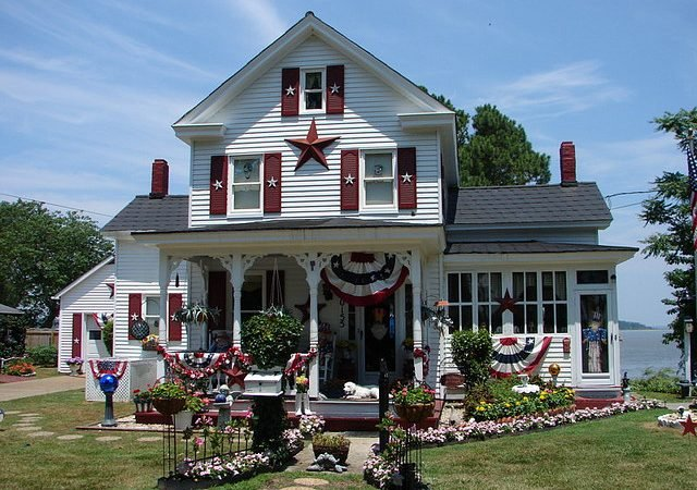 Memorial Day house