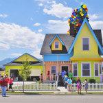 Real Up house in Utah