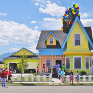 Real Up house parade of homes