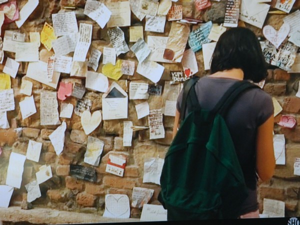 Image result for letters to juliet movie