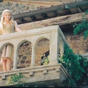 Letters To Juliet balcony scene