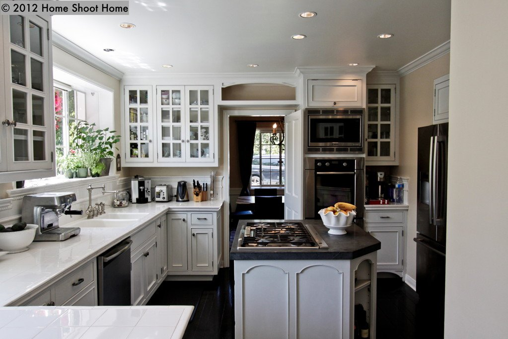 Colonial Kitchen Design