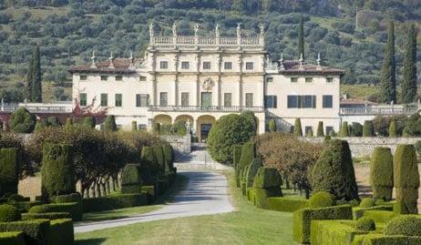 A villa near Verona Italy