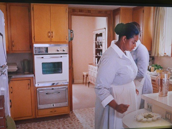 """The Help"" movie kitchen scene"