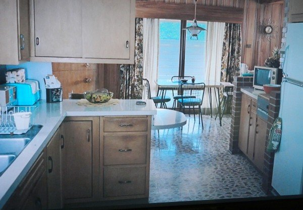 "kitchen from movie ""The Help"""