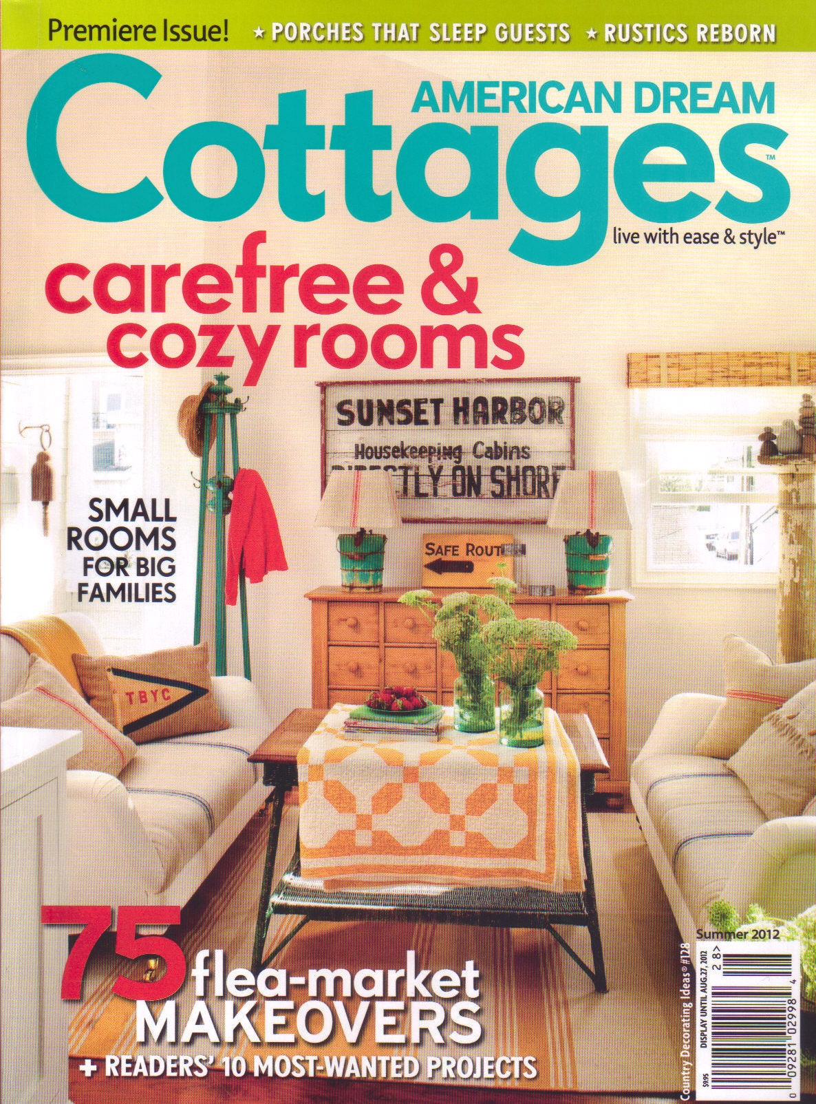 Http Www Housekaboodle Com New Cottage Home Magazine On The Block
