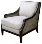 Houzz traditional armchair