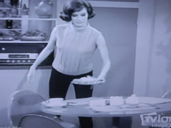 Kitchen table Dick Van Dyke Show