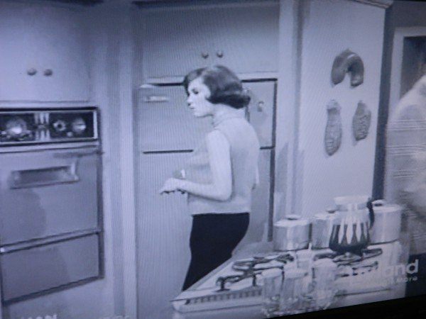 Kitchen scene Dick Van Dyke