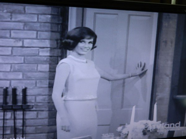 Scene from Dick Van Dyke Show
