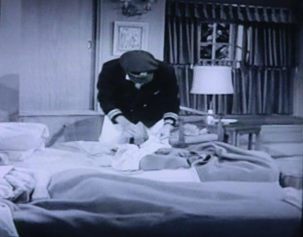 Dick Van Dyke show scene