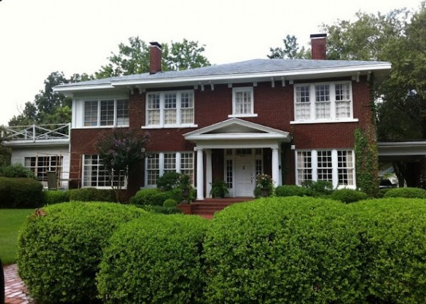 The Help movie Hilly Holbrook house