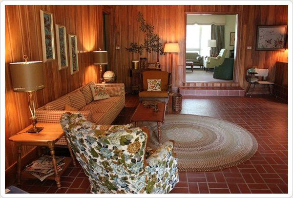 """The Help"" house interior"