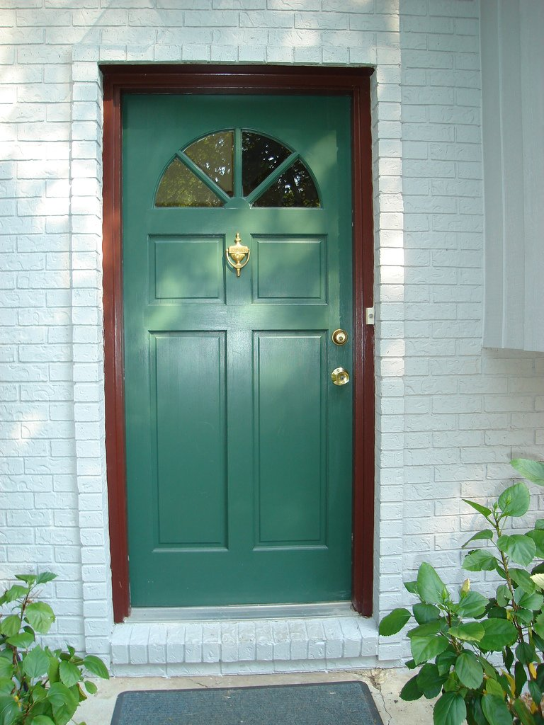 Front door home improvement ideas for Front entrance doors