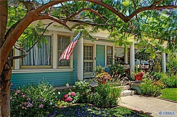 Charming California Bungalow - For sale Orange Country Ca