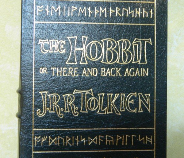 My The Hobbit book