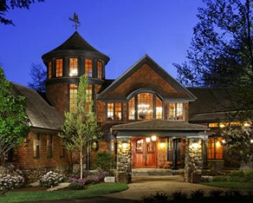 A Dream Lake House - Houzz
