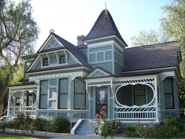 Glendale California Landmark house