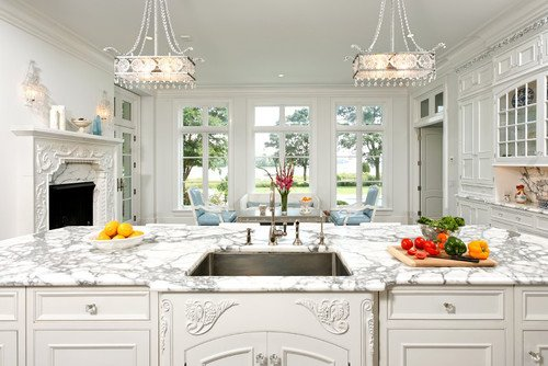 Traditional Kitchen From Houzz