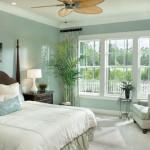 Tropical bedroom Arthur Rutenberg Homes